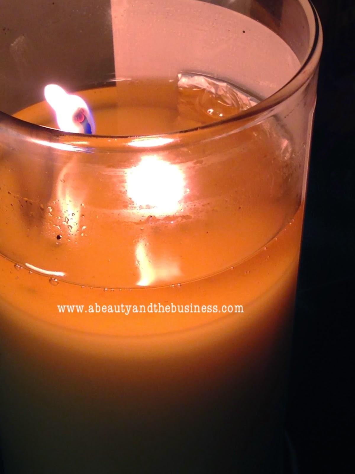 Jewelry Candle Creme Brûlée, Creme Brulee candle, jewelry candle, ring candle, creme brulee ring candle, creme brulee
