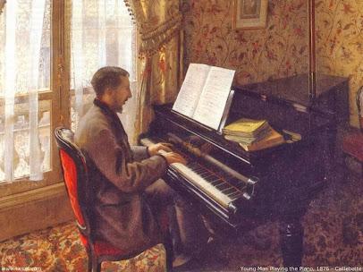 Pintura de Gustave Caillebotte