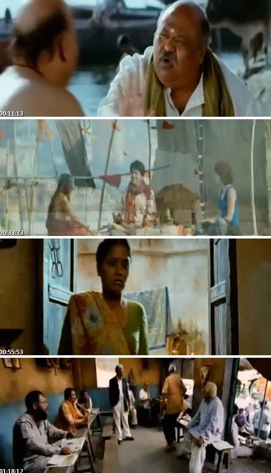 Mohalla Assi (2015) Hindi Movie DVDScr 300MB
