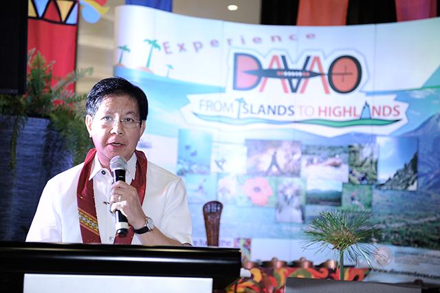 Panfilo Lacson at PhilConstruct Mindanao 2014