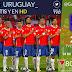 Ve a La Roja contra Uruguay en HD por TV Digital Abierta
