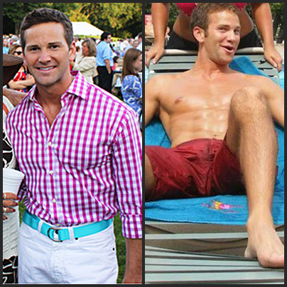 Schock had in fact stated to Details magazine in 2009 that he is not gay, ...