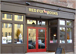 Saying good-bye to Red Fox Books in Glens Falls