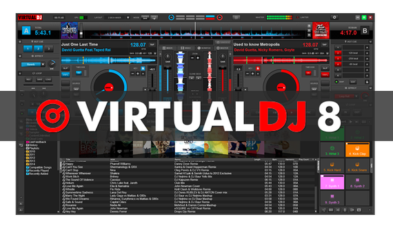 Free Download PC Software Virtual DJ Portable Version Audio