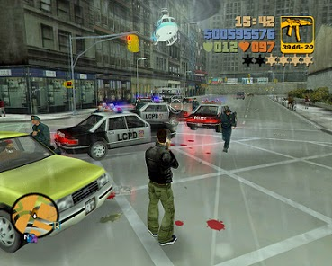 Grand Theft Auto 3 Highly Compressed PC Game Download