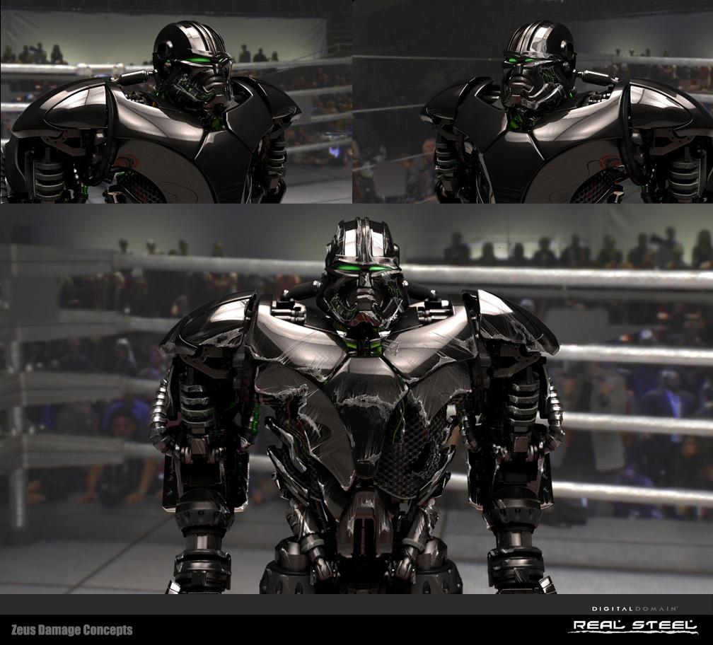 Real Steel Zeus Pictures