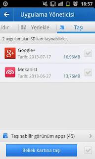 Android Telefonları Hızlandırmak