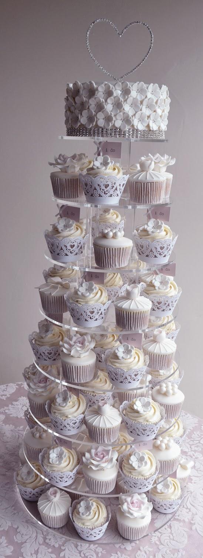 Wedding Cupcake Papers. ForPeak Cupcake Wrappers 100 ...