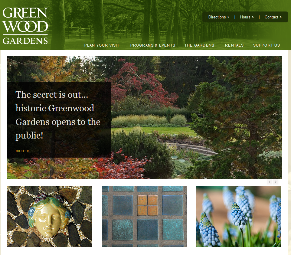 Greenwood Gardens Reopens As Park In Short Hills My Real Estate Blog