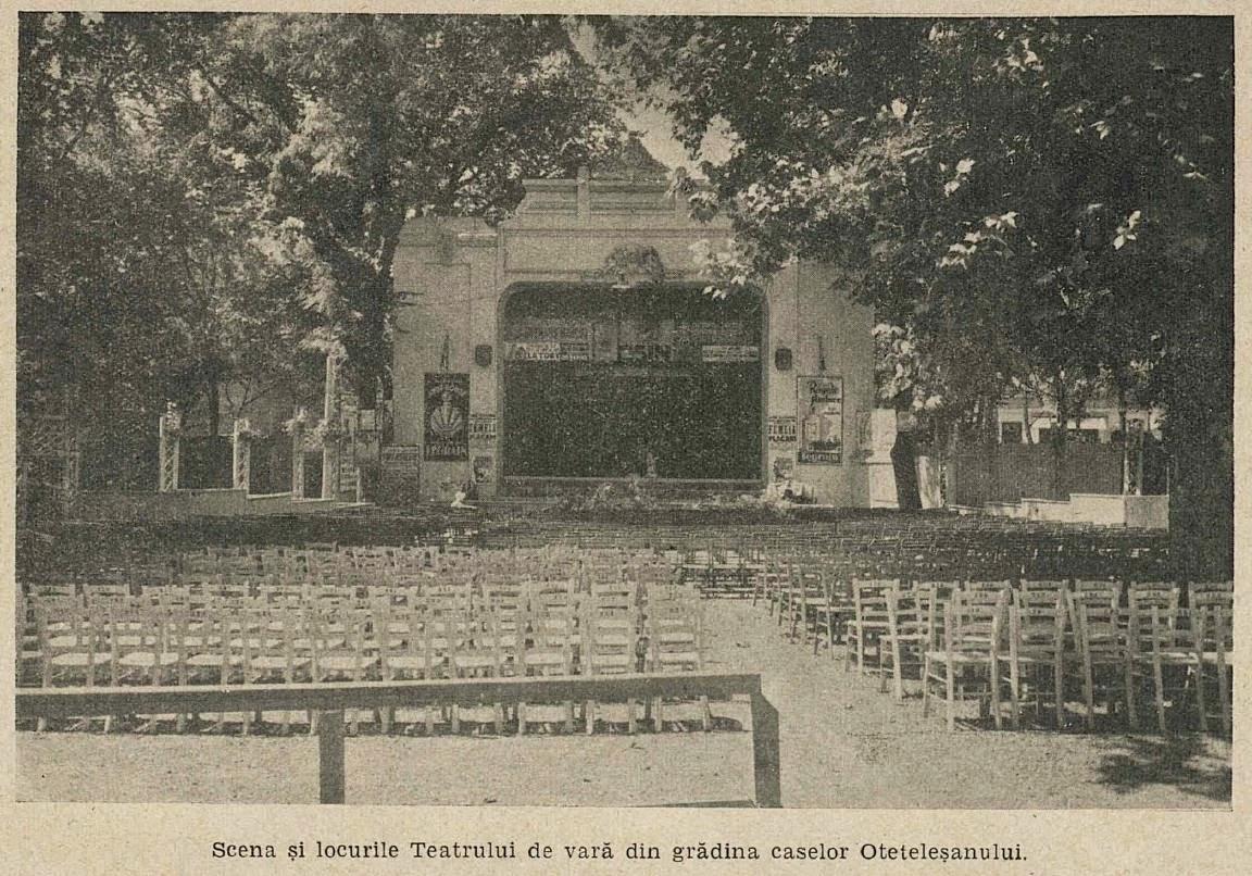 Teatre de vara