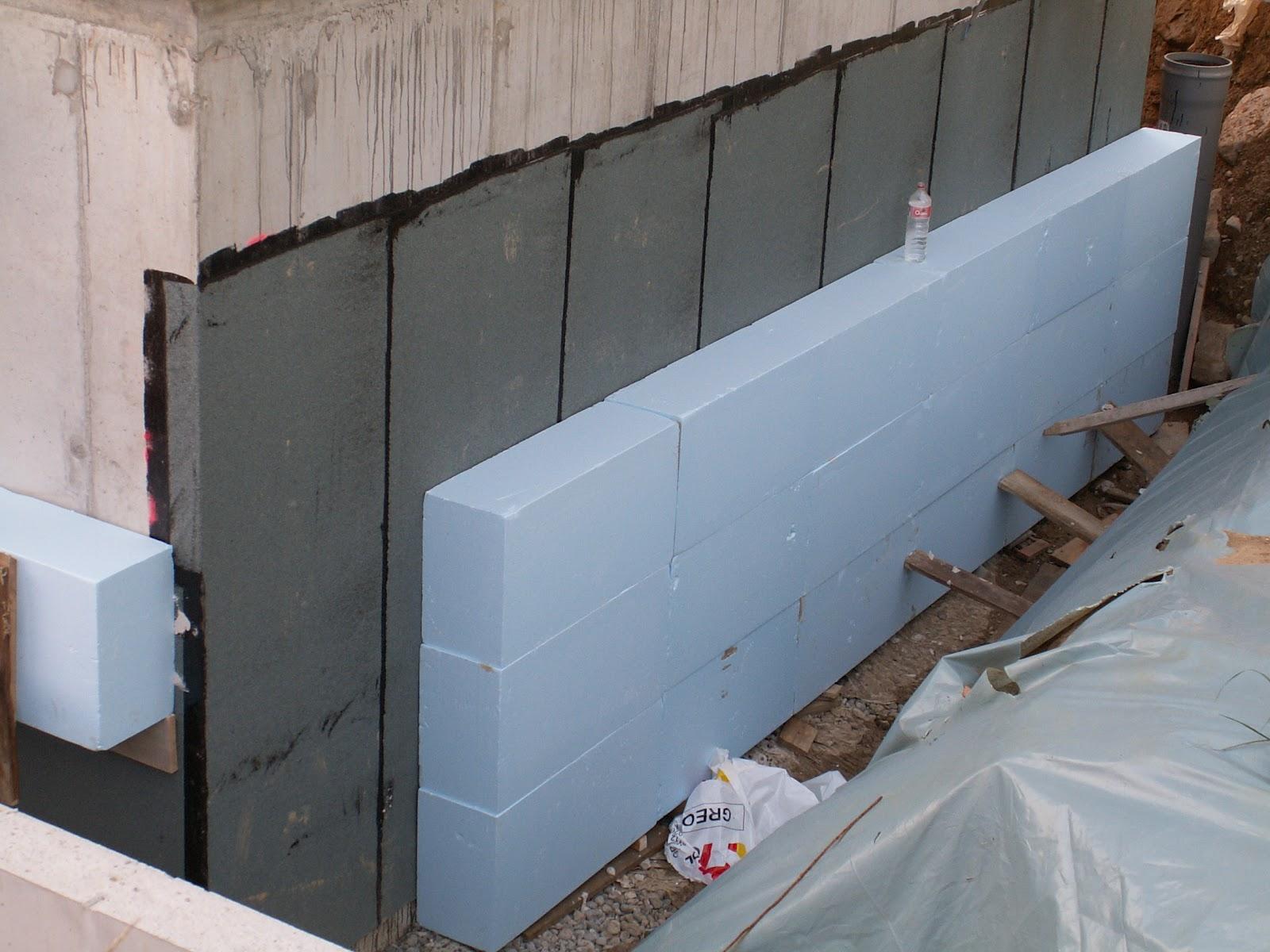 Construction d 39 une maison passive minergie p cruseilles - R mur maison passive ...
