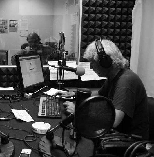 ΟΛΟΜΟΝΑΧΟΙ ΜΑΖΙ στην ΕΡΤ Open 106.7 FM