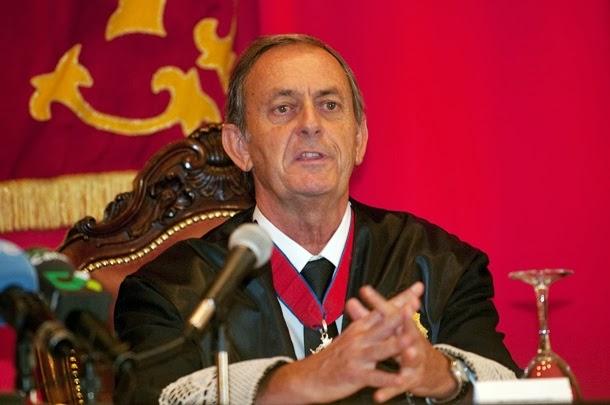 Resultado de imagen de presidente del Audiencia Provincial de Santa Cruz de Tenerife, Joaquín Astor Landete