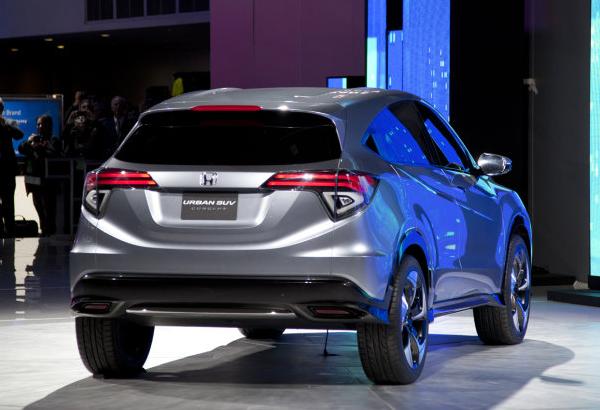 Baby CR-V Honda Urban Crossover
