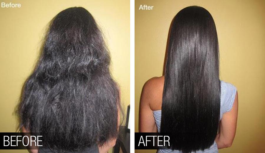 Now offering: Brazilian Keratin Hair Treatment