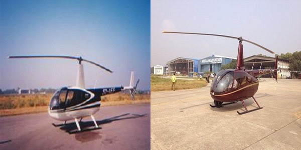 Helicopter Rent from South Asian Airlines