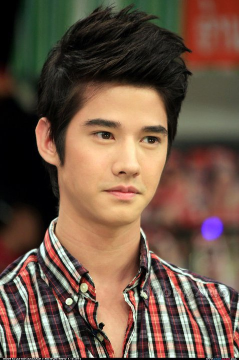Actor Thai Mario Maurer