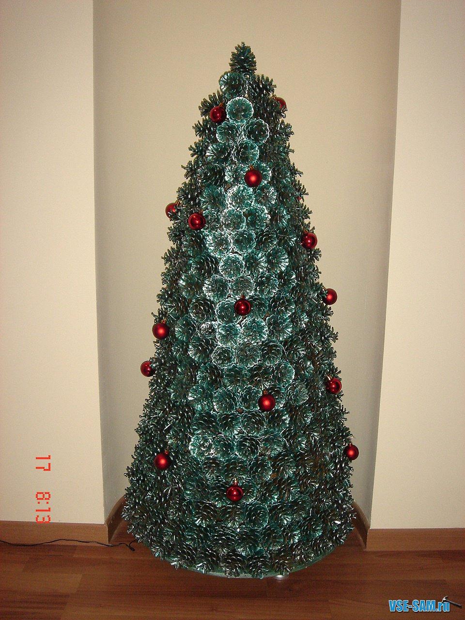 Лучшая елка своими руками фото 37
