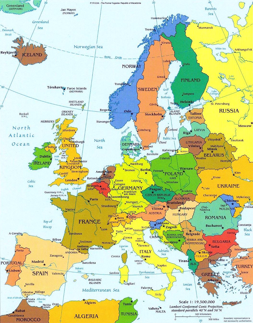 Worksheet. enrique  Mapa Interactivo de los pases europeos