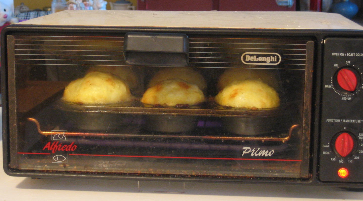 how to cook italian sausage in toaster oven