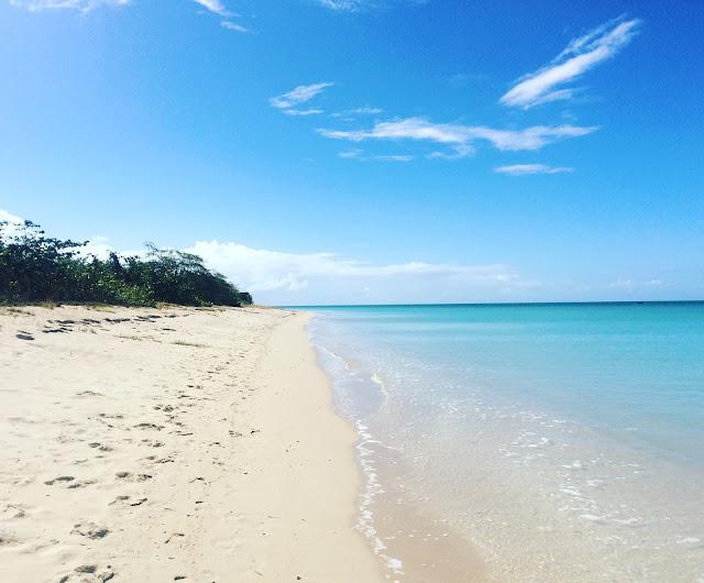 El Combate beach Puerto Rico