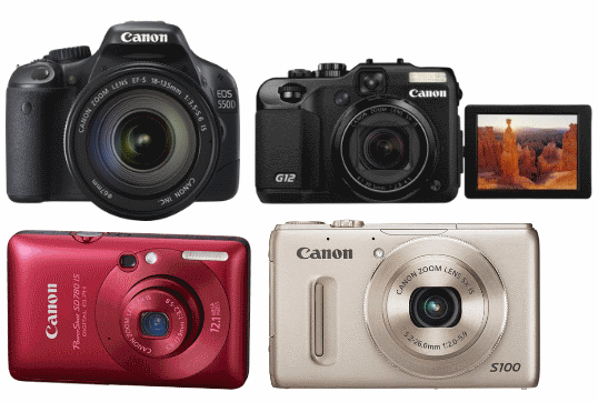 Harga Kamera Digital Canon