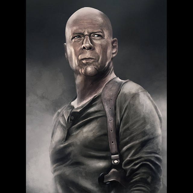 Free download A Good Day To Die Hard iPad wallpaper 07