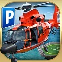 3D Helicopter Parking Simulator Game Application