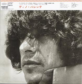 DINO VALENTE - DINO (EPIC 1968) Jap DSD mastering cardboard sleeve + 2 bonus
