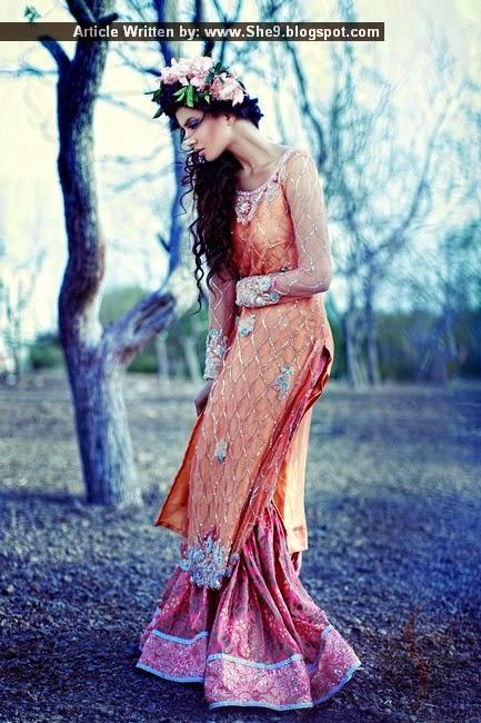 Royal Pakistani Bridal Suits