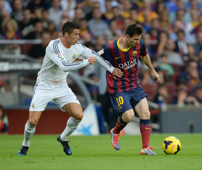 Pronostic REAL MADRID - BARCELONE