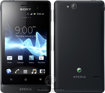Preview, Spec, Sony Xperia Go