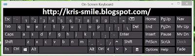 On - Screen Keyboard 1