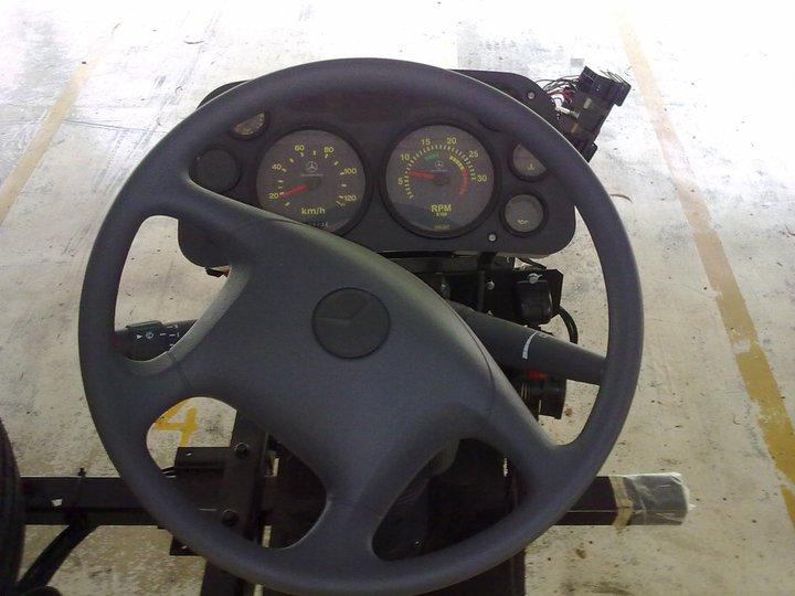 Steering Wheels | Mercedes-Benz MB OH-1830