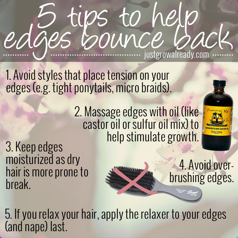 Natural Hair Growth Oil Mixture