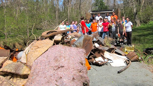Haw River Assembly Park Clean-Ups