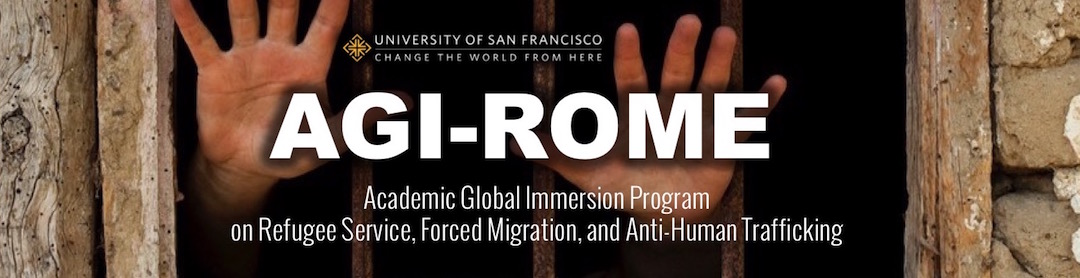 AGI-Rome on Forced Migration