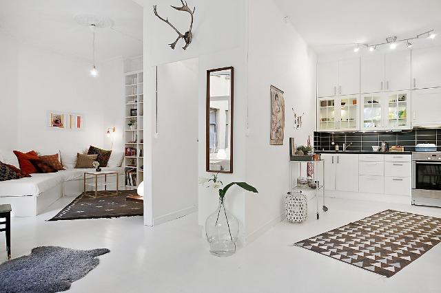 Small low cost decorar tu casa es for Decoracion piso low cost