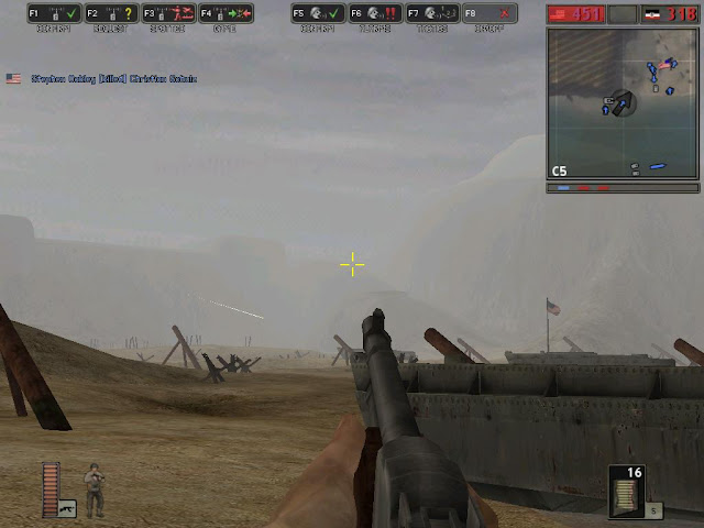 Battlefield 1942 Gameplay
