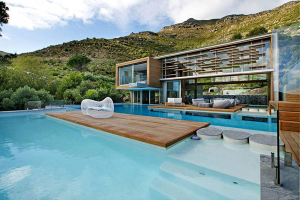 Home interior exterior design achitect designs home - Swimming pool construction cost in hyderabad ...