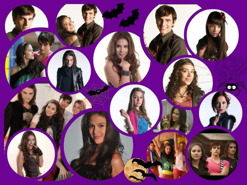Stelle del rook una nuova serie chica vampiro - Tous les personnages de violetta ...