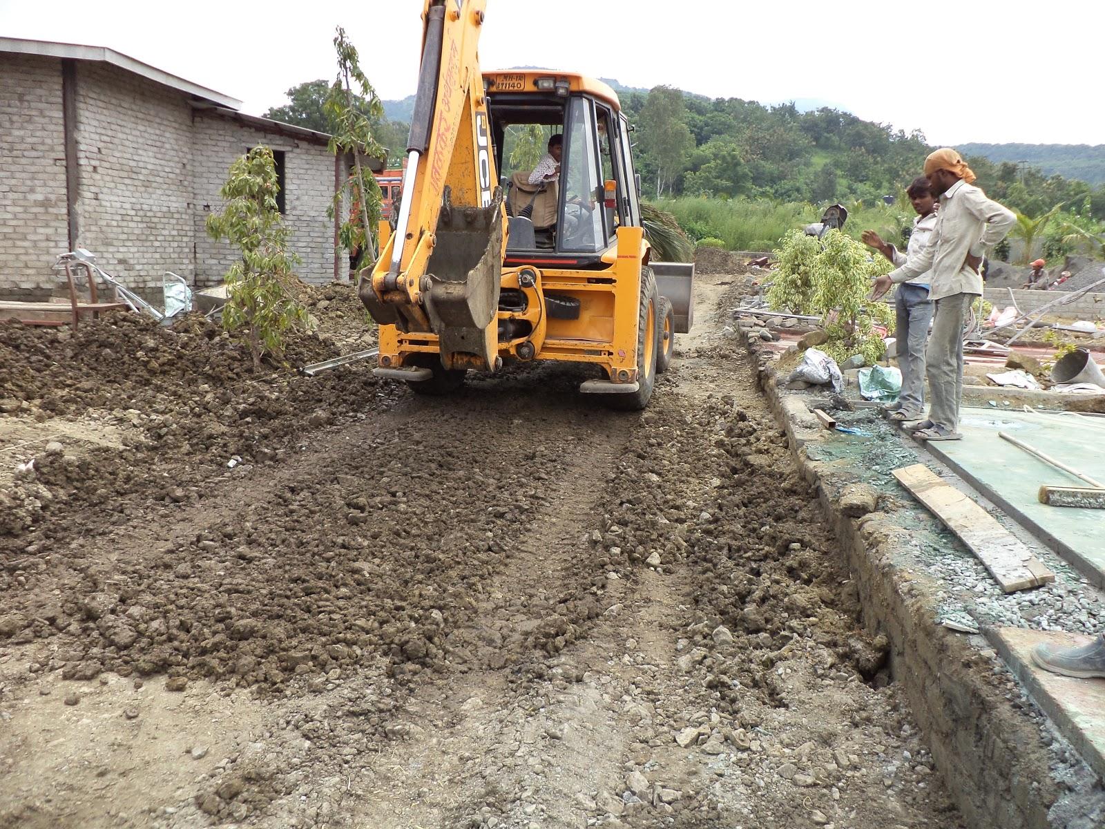 Trimix Flooring Services : Pune trimix contractor