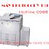 Cho thuê máy photocopy tại Thái Bình