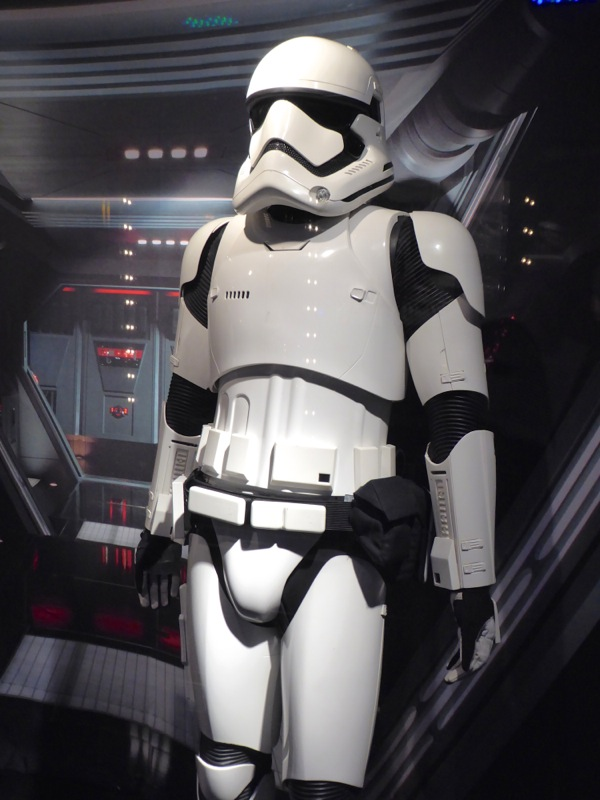 The Force Awakens First Order Stormtrooper costume