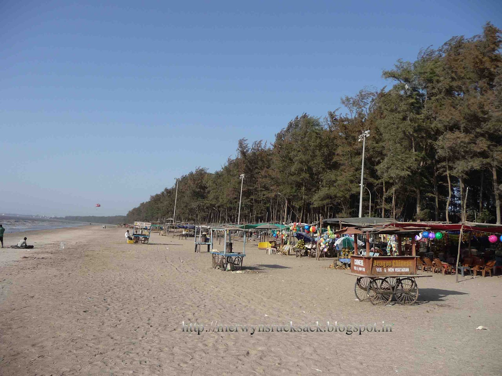 Daman Beach Side Resorts