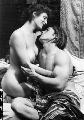 Flesh for Frankenstein (1973), black and white