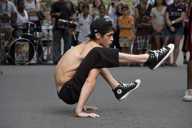 street dancers central park nyc