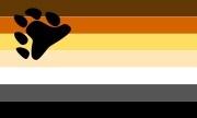 La bandiera della comunità ursina