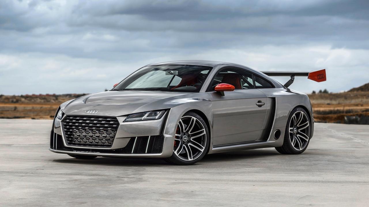 2016 Audi TT Coupe Concept