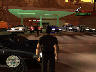 Grand Theft Auto GTA San Andreas